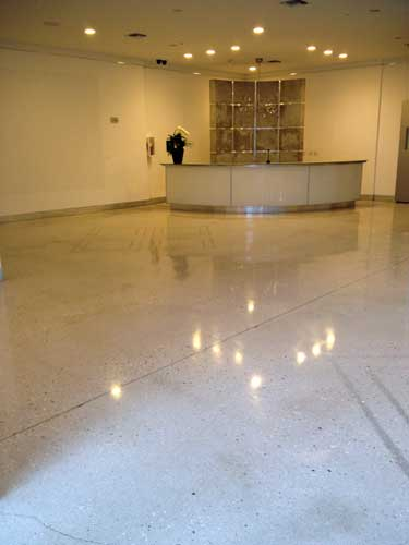 Comconcrete Flooring Miami : ... & Micro Topping in Miami : Commercial Polished Concrete Flooring