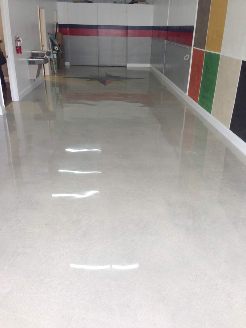 Polished Concrete Amp Micro Topping In Miami Polished Concrete