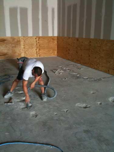 Concrete Flooring Repair Polished Concrete Amp Micro