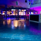 Nightclub with Polished Concrete