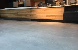 Concrete polishing microtopping experts polished for Microtopping costi