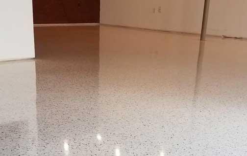 Terrazzo Restoration Polished Concrete Amp Micro Topping