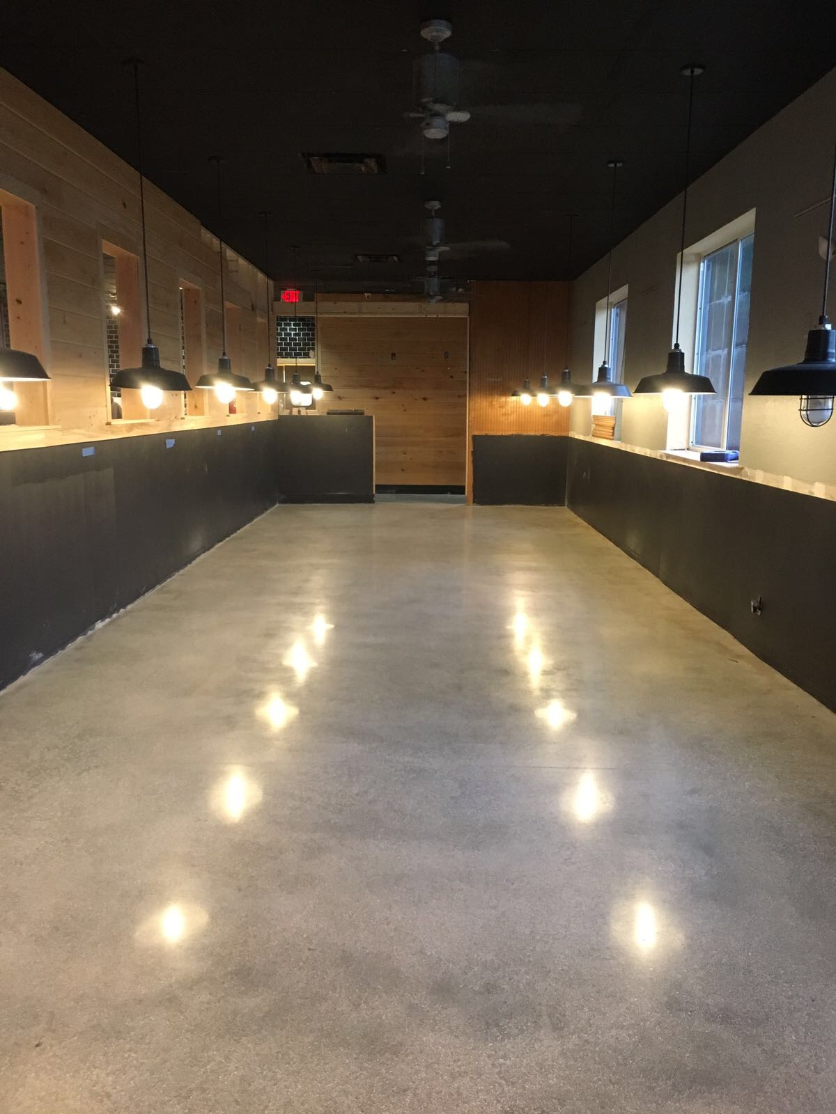 Sonny S Bbq Polished Concrete Amp Micro Topping In Miami